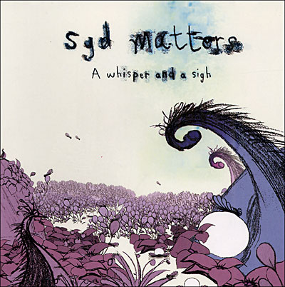 Discographie_Syd_Matters_A_Whisper_And_A_Sigh_2003